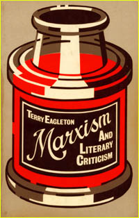 cover design of Eagleton's book
